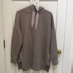 Aerie long hooded sweatshirt